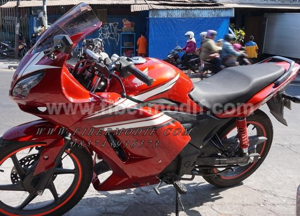 Top full fairing verza