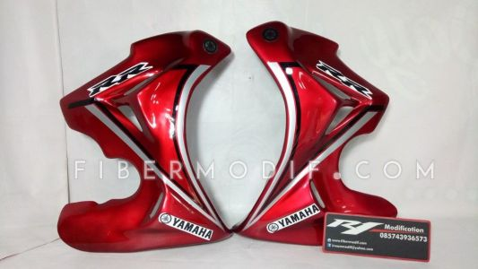 Half Fairing Byson Glossy Red