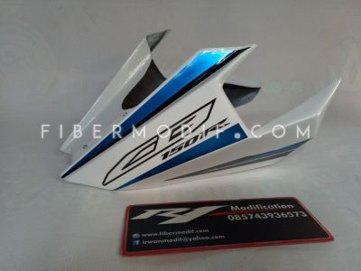 Undercowl CB150R Facelift Racing Blue Aqua