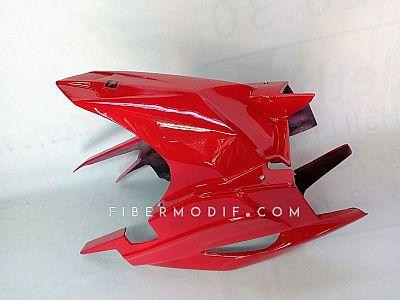 Hugger - Cover Swing Arm All New CB150R Real Red Gloss