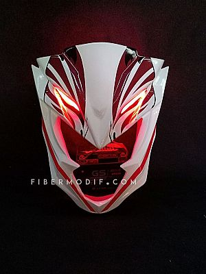 Cover Headlamp LED CB150R Facelift - Anime Bleach Edition