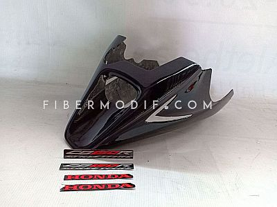Undercowl Old CB150R Plain Black Gloss