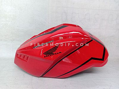 Kontang CBR150R Facelift model CBR250RR - Red Glossy Black Striped Limited Edition